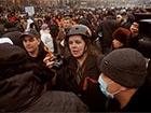«Тітушки» приходили розбирати барикади Євромайдану, і знову безуспішно