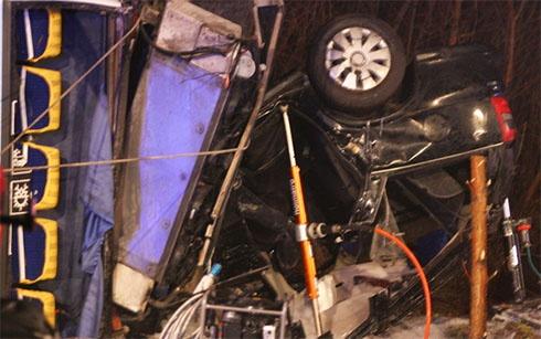У Польщі в аварію потрапив автобус, можливо з українцями - фото