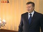 Янукович з′явився на ТВ і набрехав про події в Україні (доповнено, відео)