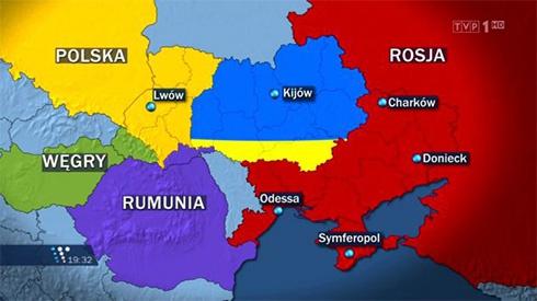 Держдума Росії запропонувала Польщі поділити Україну - фото