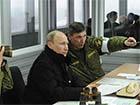 Путін наказав закінчити військові навчання