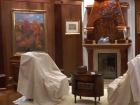 У Медведчука заявили про пропажу з «Ведмежої діброви» картин та ікон на 10 мільйонів
