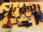 У столичному Гідропарку міліція затримала озброєне угруповання