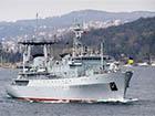 Український військовий корабель «Славутич» намагалися захопити