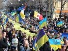 В Одесі пройшли проукраїнський та проросійський мітинги. Ледь не дійшло до бійки