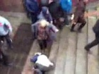 Міліція затримала жінку-лікаря, яка добивала людей у Харкові