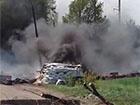 МВС: Біля Слов'янська знищено четвертий блокпост
