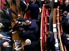Олійника вигнали з Верховної Ради – відео