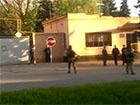 Під час нападу на військову частину в Артемівську поранено військовослужбовця-контрактника