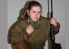 СБУ затримала російську шпигунку, яка діяла на Херсонщині та Миколаївщині - фото