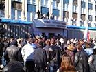 Сепаратисти, які захватили Луганське СБУ, захопили кімнату озброєння та заволоділи зброєю