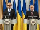 Турчинов та Яценюк пообіцяли російській мові статус другої офіційної