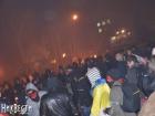 У Миколаєві сепаратистів прогнали від ОДА та розібрали їх наметове містечко