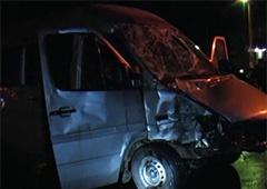 У Шепетівці легковик зіткнувся з маршруткою – загинуло троє, четверо травмовано - фото