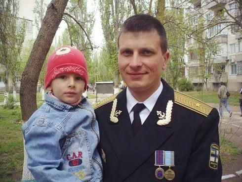 Вбитий український офіцер у Криму – Станіслав Карачевський - фото