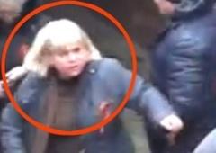 Жінка-лікар добивала учасників мітингу у Харкові - фото
