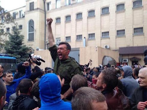Одеська міліція відпустила сепаратистів - фото