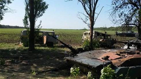 Під Волновахою загинуло 16 людей - фото