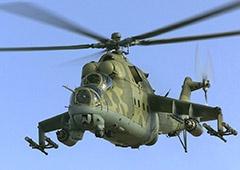 Російські військові вертольоти намагалися залетіти на Херсонщину - фото