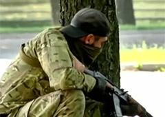 У Донецьку терористи обстріляли військову частину - фото
