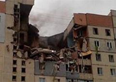 У Миколаєві вибухнула багатоповерхівка (оновлено) - фото