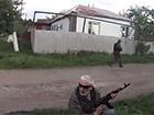 У Слов'янську терористи, побоюючись «Правого сектору», стріляли один в одного