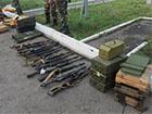 З Росії їхали дві «Газелі», набиті зброєю та боєприпасами