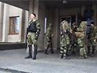 Захоплення адмінбудівель на Сході України продовжується