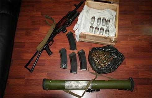 Затриманий озброєний терорист зізнався, що проходив бойову підготовку у Ростовській області під керівництвом Бєзлєра - фото