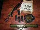 Затриманий озброєний терорист зізнався, що проходив бойову підготовку у Ростовській області під керівництвом Бєзлєра