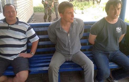 Затримано російських журналістів, які разом з терористами збиралися штурмувати аеродром у Краматорську - фото