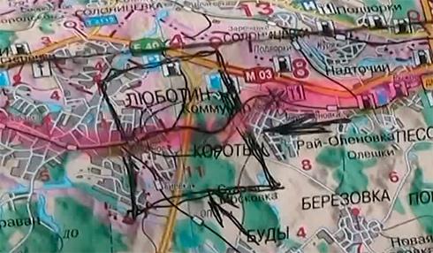 Бєзлєр направив своїх людей підірвати потяг на Харківщині. Відео з місця їх затримання - фото