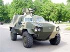 Для Нацгвардії планують закупити бронемашини  «Дозор»