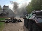 На Донеччині терористи напали на пункт пропуску через держкордон «Маринівка», поранено 3 прикордонника (доповнено)