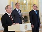 Путін висловився за довгостроковий режим припинення вогню на сході України