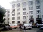 Терористи підірвали себе і будівлю Луганської ОДА (доповнено)