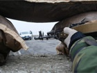 Терористи відновили напад на Луганський прикордонний загін