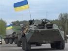 У Харківській області обстріляли колону військової техніки