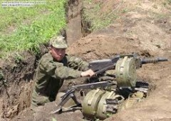 В Артемівську бойовики спробували напасти на військову частину - фото