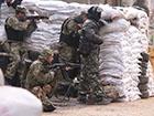 В ніч на 29 червня терористи чотири рази обстрілювали позиції сил АТО