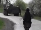 В районі Слов'янська та Семенівки нейтралізовано вогневі точки терористів