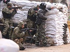Вранці терористи штурмували військову частину в Артемовську. Атаку відбито без втрат
