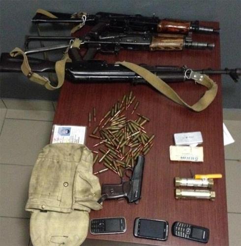 Затримано озброєних осіб, які планували напасти на відділ прикордонслужби «Амвросіївка» - фото