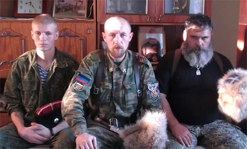 Бабай та інші козаки дезертирували від Гіркіна-Стрелкова - фото