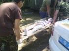 Біля Краматорська на міні підірвався автомобіль. Загинуло двоє, поранено 10-річну дівчинку
