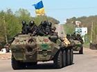 Бойовики, оточені силами АТО, втекли із Сіверська