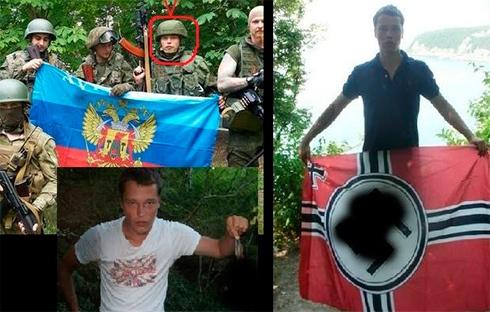 Нацист-живодер Мільчаков за прізвиськом «Фріц» приїхав воювати на Донбас із Санкт-Петербургу - фото