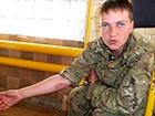 Надія Савченко заявила, що в Росію її вивезли з мішком на голові та у наручниках