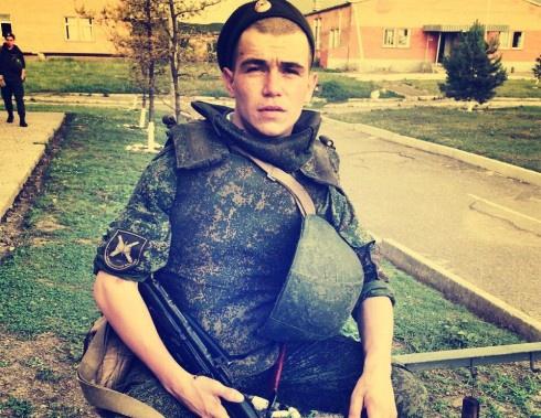 Немитий російський солдат похвастався обстрілом території України - фото