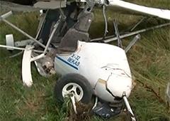 Поблизу Львова впав двомісний літак - фото
